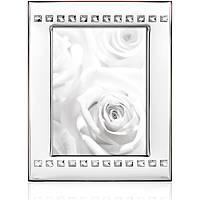 silver frame Ottaviani Home 25676AM