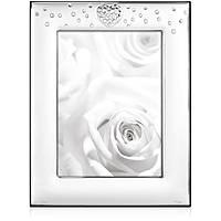 silver frame Ottaviani Home 25682AM