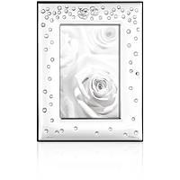 silver frame Ottaviani Home 25682BM