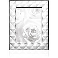 silver frame Ottaviani Home 25683AM