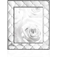 silver frame Ottaviani Home 25689AM