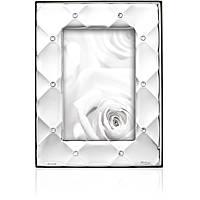 silver frame Ottaviani Home 25689BM