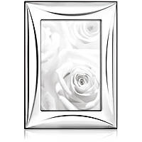 silver frame Ottaviani Home 25694AM