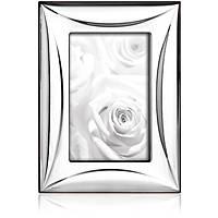 silver frame Ottaviani Home 25694BM