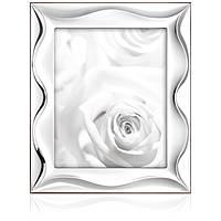 silver frame Ottaviani Home 25697AM