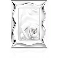 silver frame Ottaviani Home 25697BM