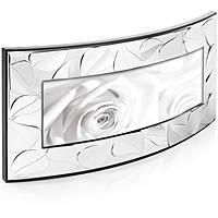 silver frame Ottaviani Home 25712PM