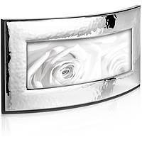 silver frame Ottaviani Home 25714PM