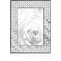silver frame Ottaviani Home 25715AM