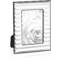 silver frame Ottaviani Home 25716BM