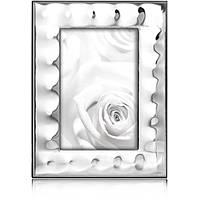 silver frame Ottaviani Home 25717BM