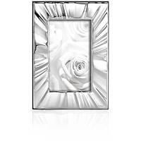 silver frame Ottaviani Home 25720BM