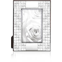 silver frame Ottaviani Home 25732BM