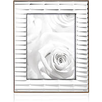 silver frame Ottaviani Home 25733AM