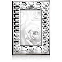 silver frame Ottaviani Home 25742BM