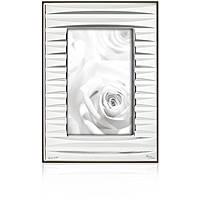 silver frame Ottaviani Home 25762BM