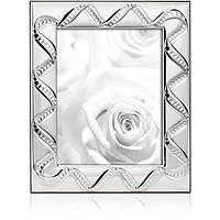 silver frame Ottaviani Home 25764AM