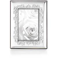silver frame Ottaviani Home 25765BM