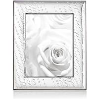 silver frame Ottaviani Home 25766AM