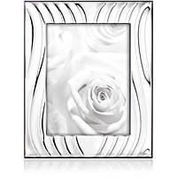 silver frame Ottaviani Home 25767AM