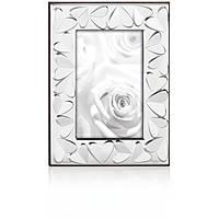 silver frame Ottaviani Home 25768BM