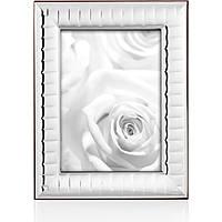 silver frame Ottaviani Home 25769AM