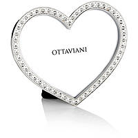 silver frame Ottaviani Home 25786