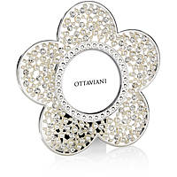 silver frame Ottaviani Home 25787
