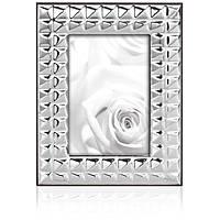 silver frame Ottaviani Home 25790BM