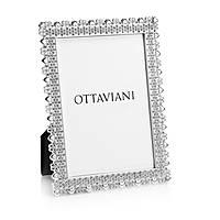 silver frame Ottaviani Home 25791