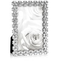 silver frame Ottaviani Home 25798