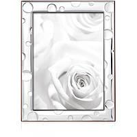 silver frame Ottaviani Home 26006AM