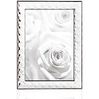 silver frame Ottaviani Home 26008AM