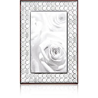 silver frame Ottaviani Home 26014BM