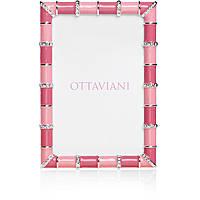 silver frame Ottaviani Home 70516AR