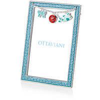 silver frame Ottaviani Home 70518AC