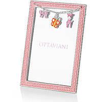 silver frame Ottaviani Home 70518R