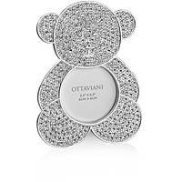 silver frame Ottaviani Home 70519