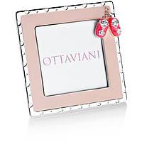 silver frame Ottaviani Home 70524
