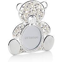 silver frame Ottaviani Home 70527