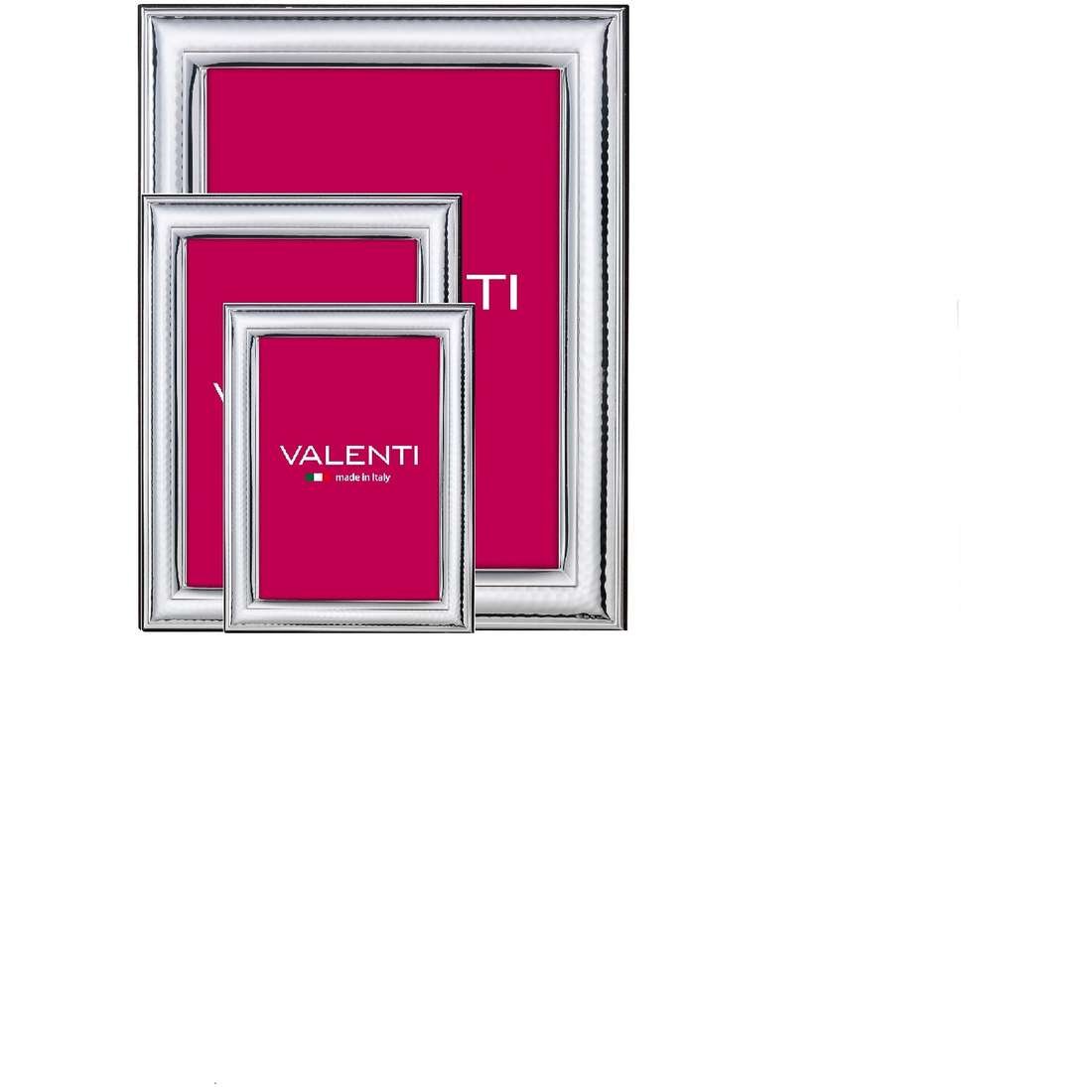 silver frame Valenti Argenti 12102 SET