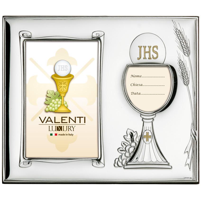 silver frame Valenti Argenti 55056 4L