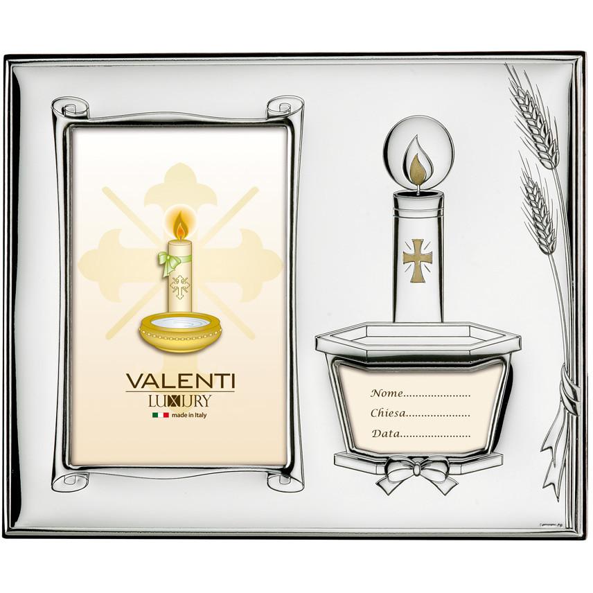 silver frame Valenti Argenti 55057 4L