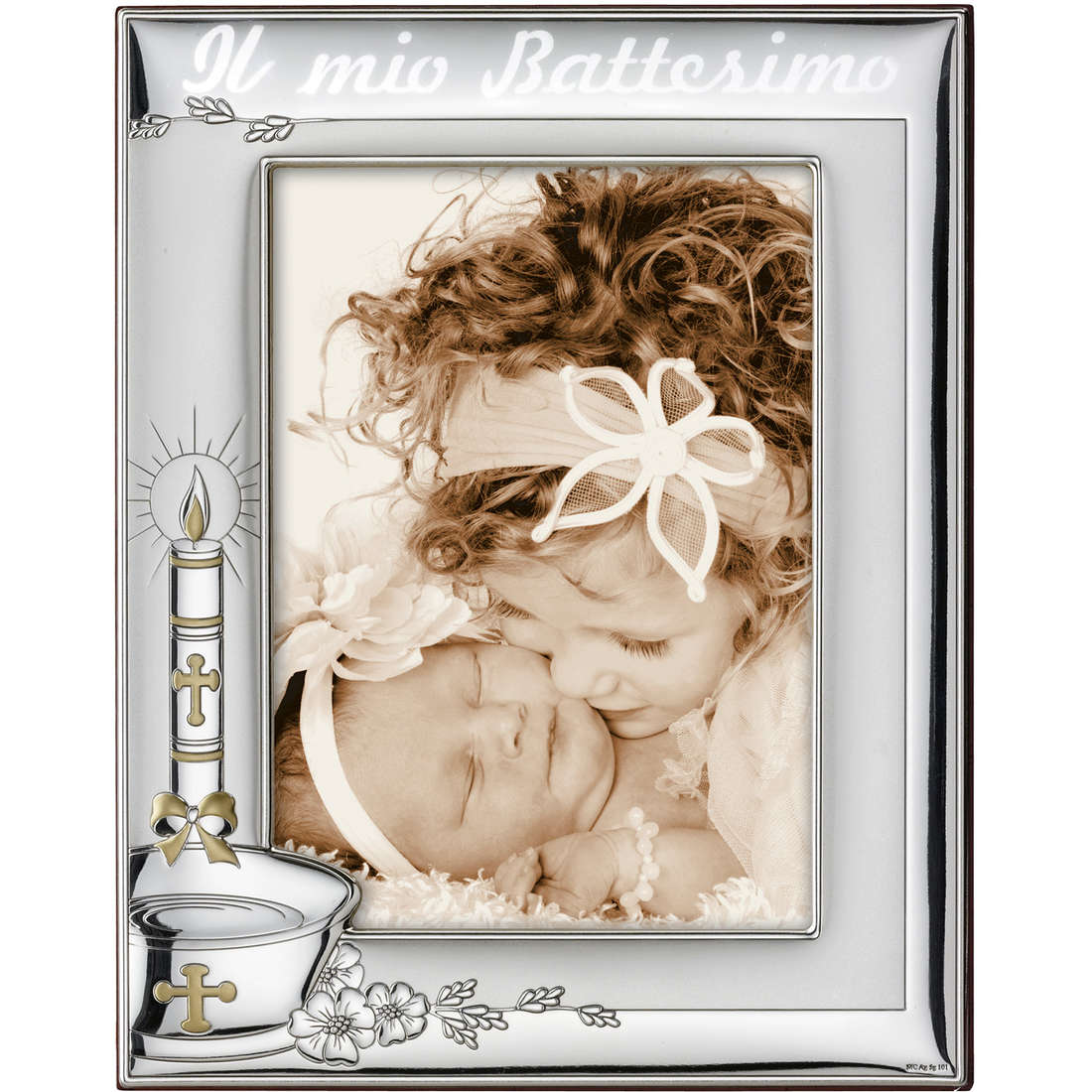 silver frame Valenti Argenti 623 4L