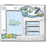 silver frame Valenti Argenti 73121 4LC