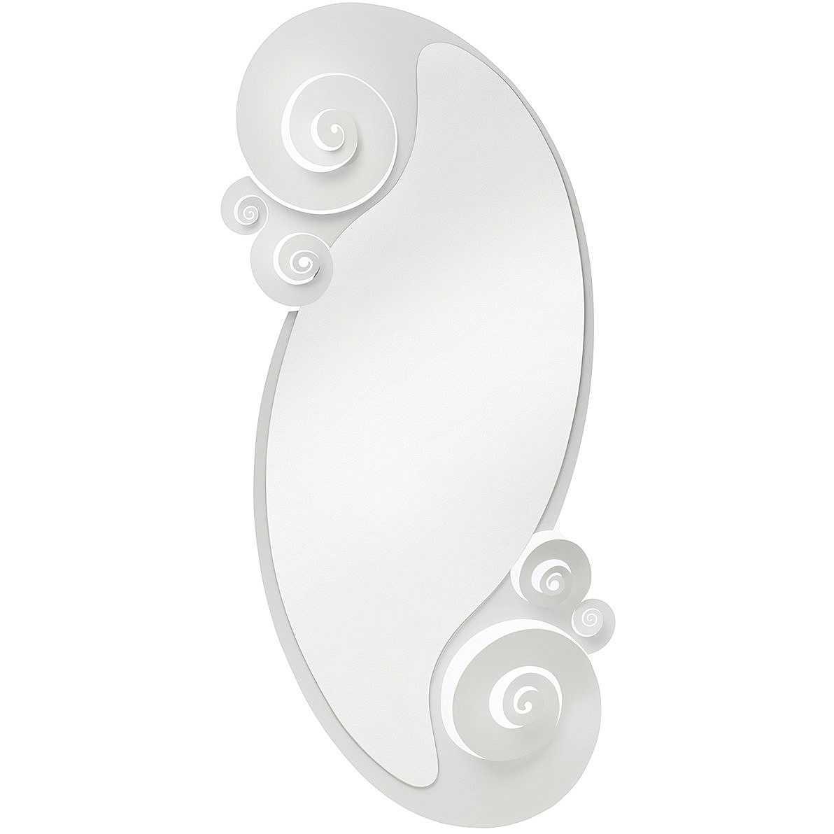 Specchio Da Parete Arti Mestieri 0sp3548c158 Oggettistica Arti Mestieri