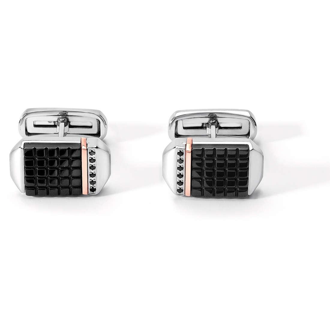 twins man jewellery Comete Acciaio UGM 140