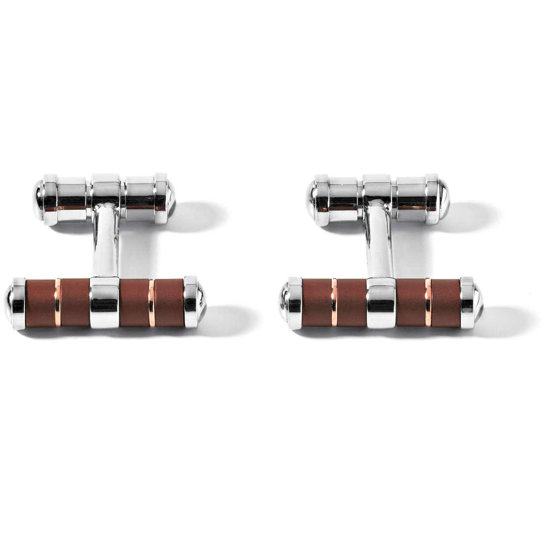 twins man jewellery Comete Acciaio UGM 144