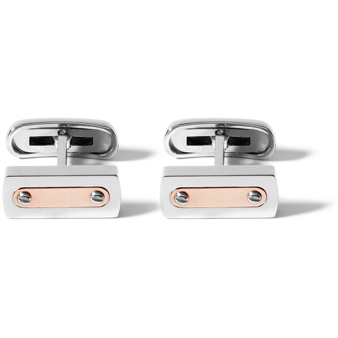 twins man jewellery Comete Acciaio UGM 147