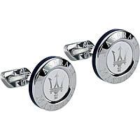 twins man jewellery Maserati JM217AJF31